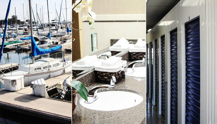 Marina Amenities