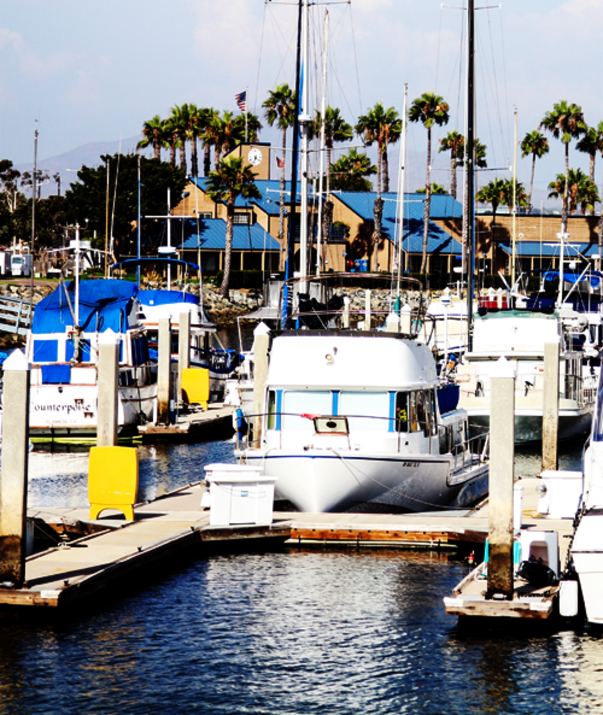 Chula Vista Marina | Slip Into San Diego's Beautiful South